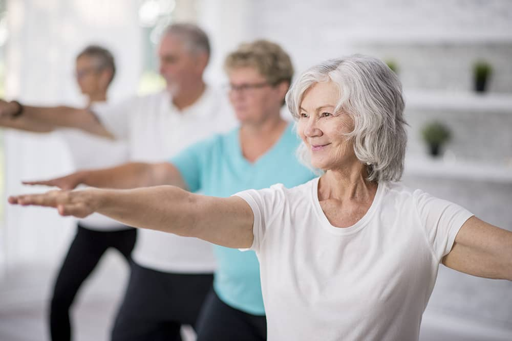 14SeatedYogaPositionsThatArePerfectForSeniors