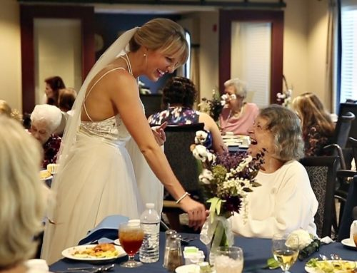A Heartwarming Wedding in an Assisted Living Community