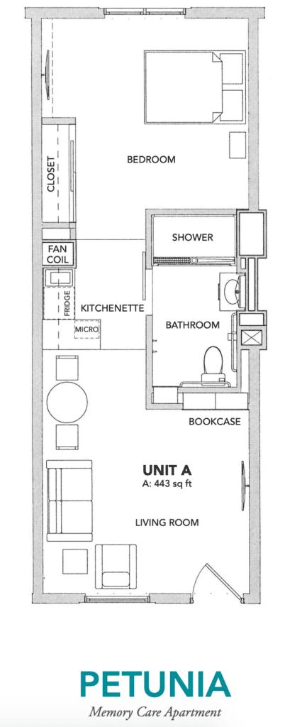 Petunia Floor Plan