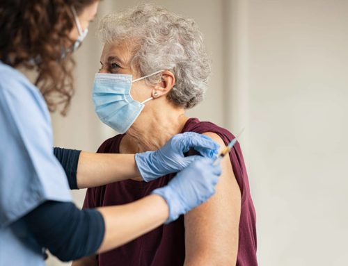 Putting seniors first: the COVID-19 vaccine roll-out