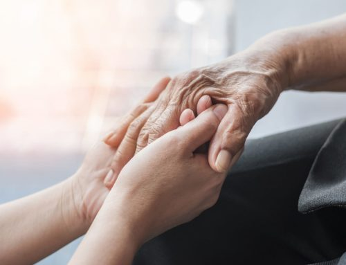 How does quality of life improve in a memory care community?