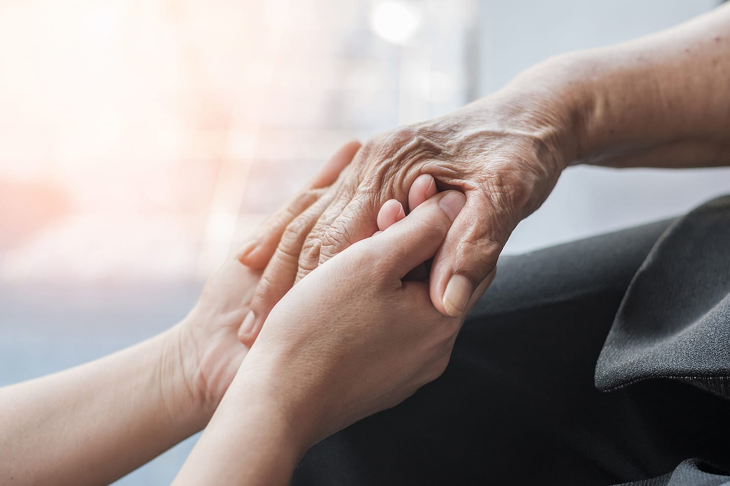 How does quality of life improve in a memory care community_