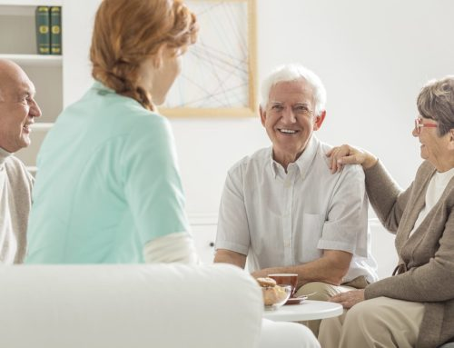 The Importance of Social Interaction for Those with Alzheimer's