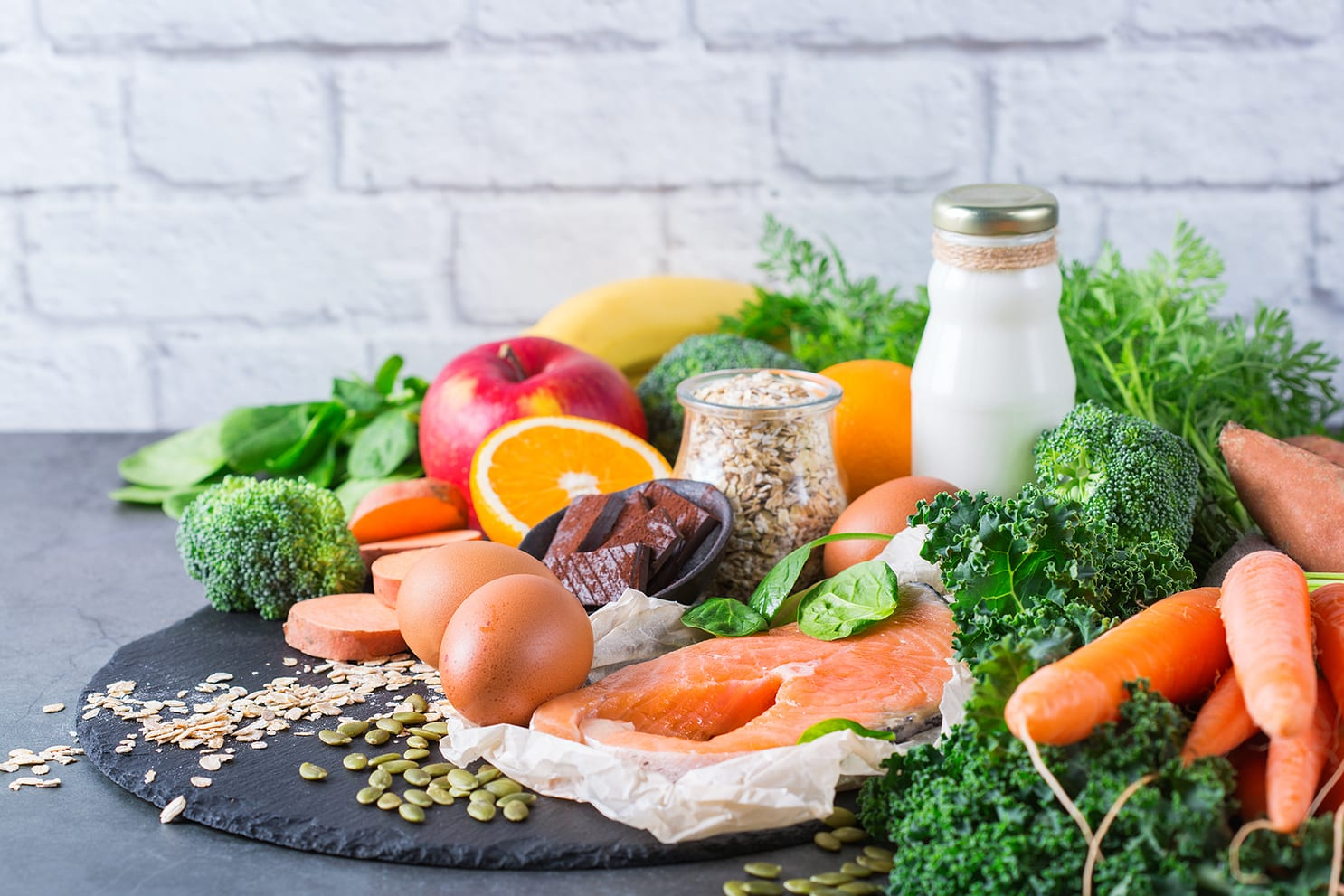 the importance of eating well
