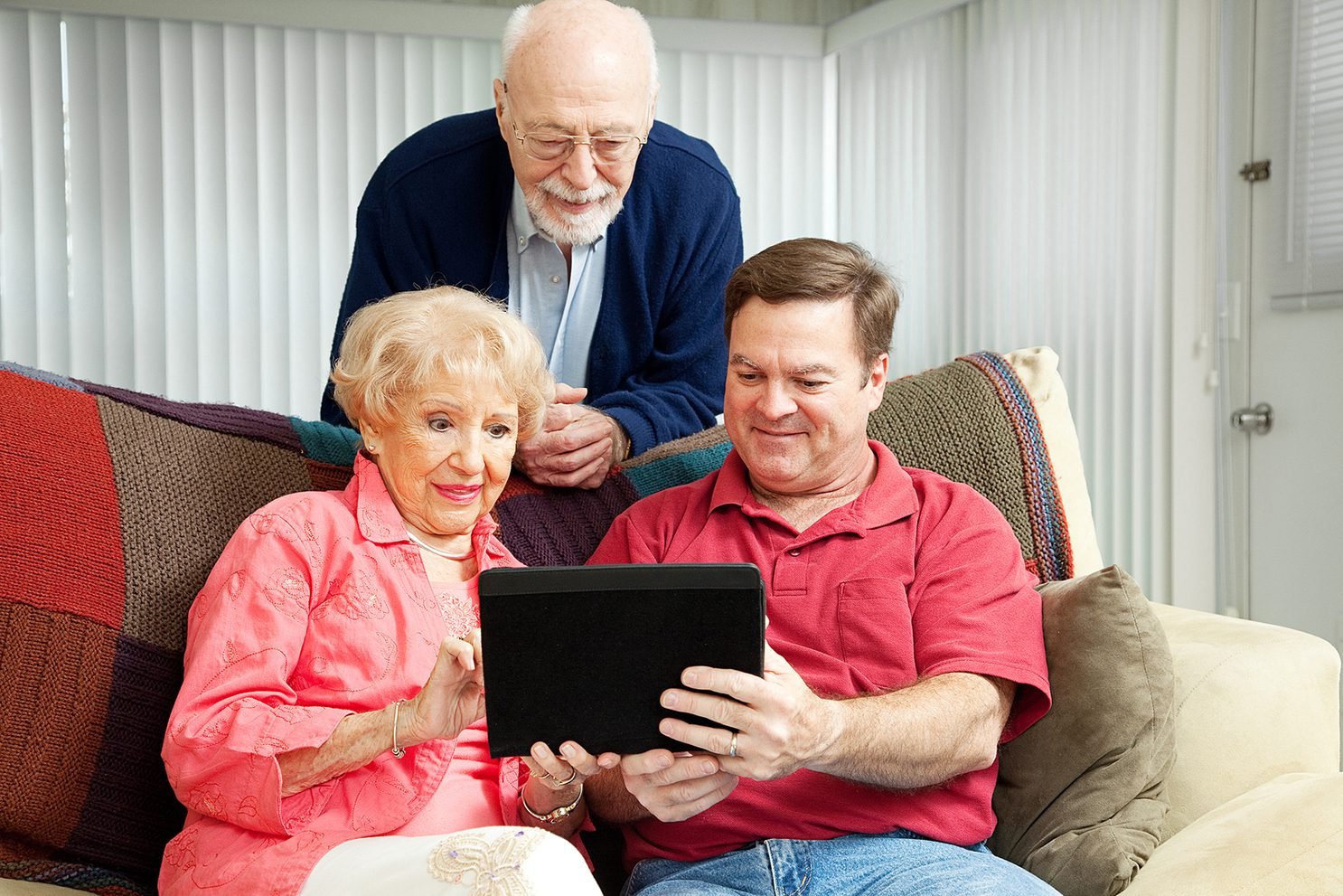 talking to parents about assisted living